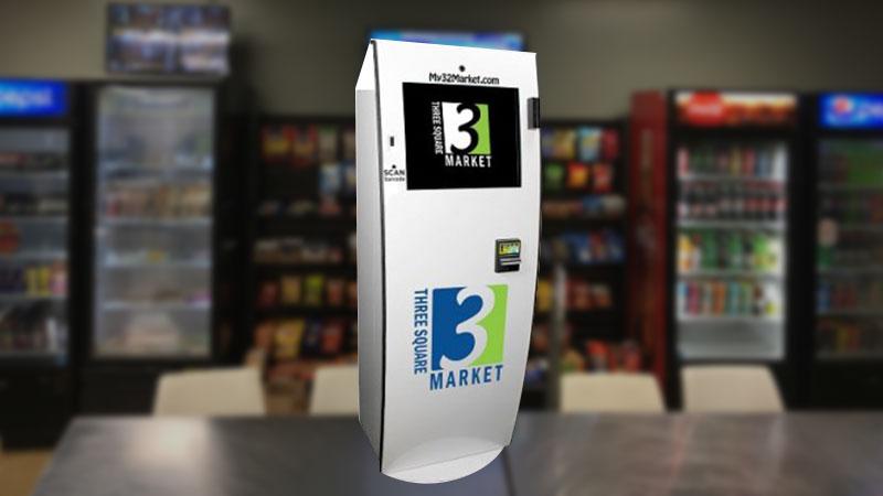 Self-serve kiosk in Salt Lake City and Northern Utah